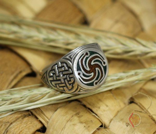 Кольцо Символ Рода