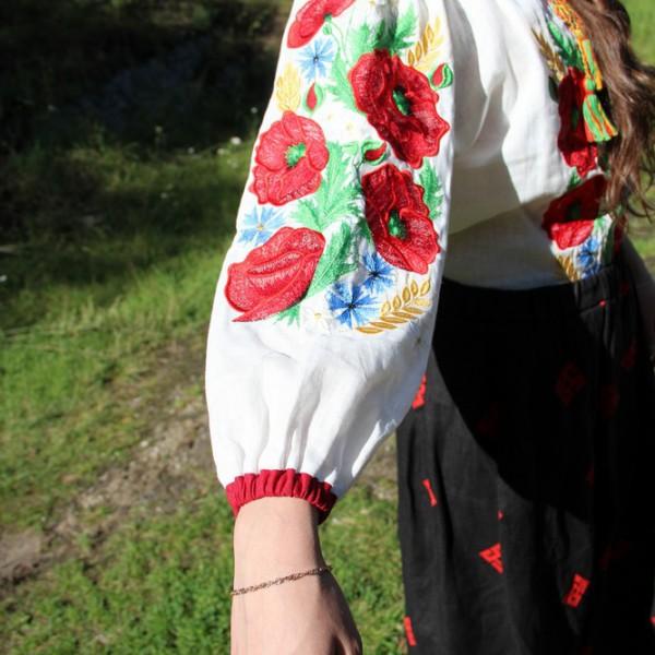 Рубаха Маки