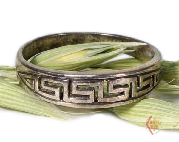 Кольцо Славянский орнамент