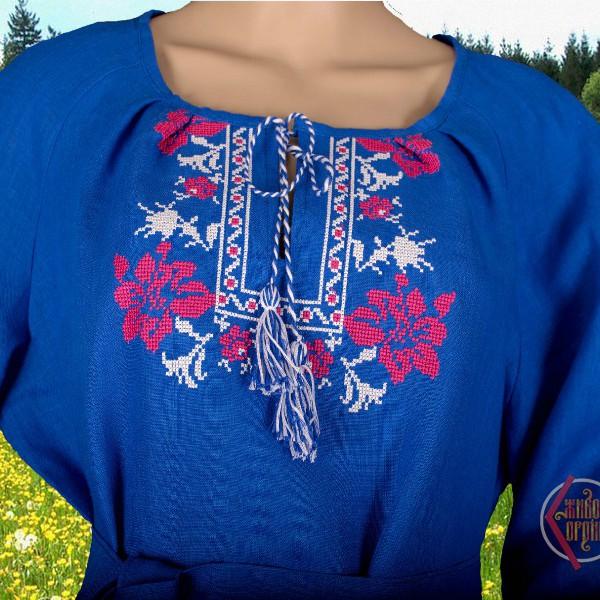 Рубаха женская с вышивкой