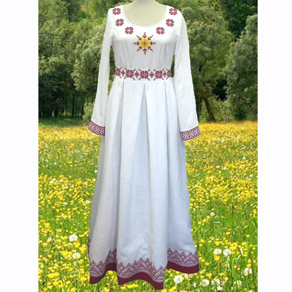 Купить Платье Славянское