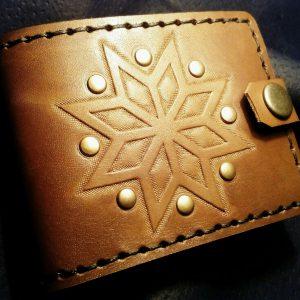 Кожаный кошелек. Алатырь 2