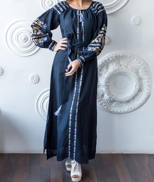 Славянское платье Миролада