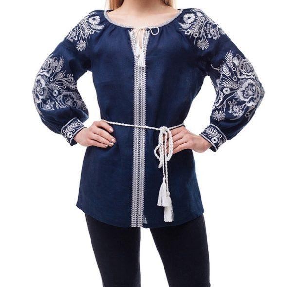 Славянская женская Рубаха - Изобилие