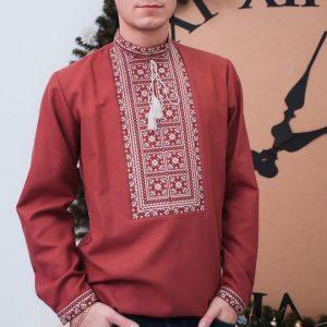Славянская мужская рубаха Володарь