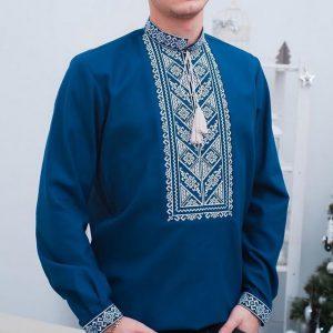 Славянская мужская рубаха Иван