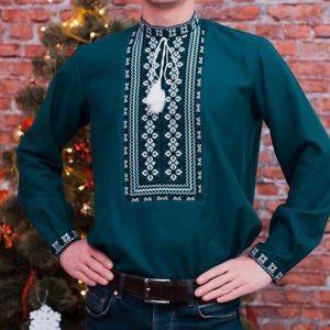 Славянская мужская рубаха Верислав