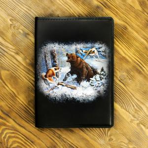 Ежедневник. Медведь и собаки