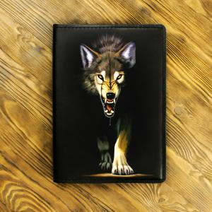 Ежедневник. Агрессивный волк