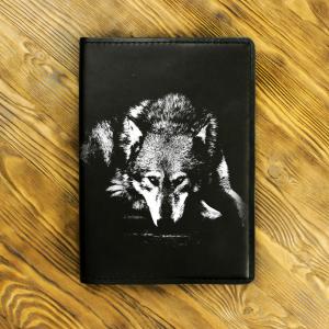 Ежедневник. Спокойный волк